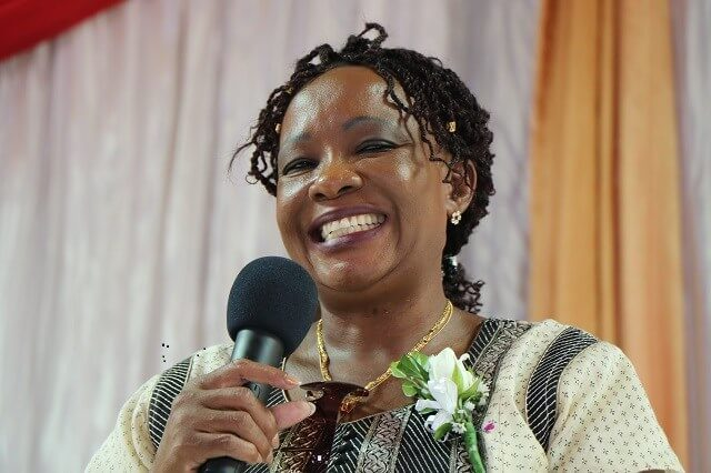 First Lady Auxilia Mnangagwa