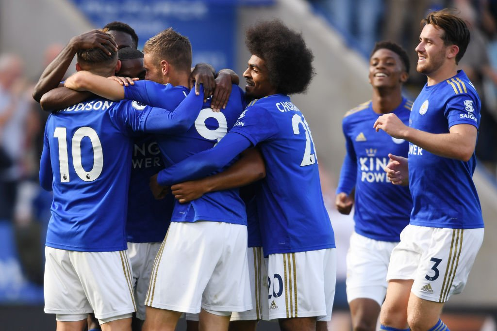Leicester 3 - 1 Bournemouth