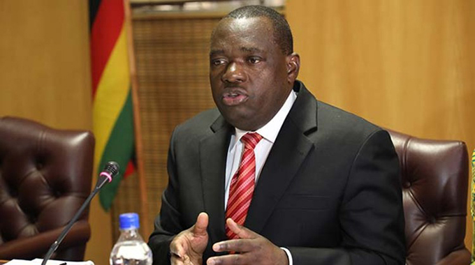 Minister Moyo